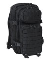 US Assault Pack S schwarz