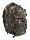 US Assault Pack S woodland