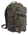 US Assault Pack S flecktarn