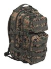 US Assault Pack S digital woodland