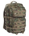 US Assault Pack L woodland-arid