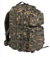 US Assault Pack L digital woodland