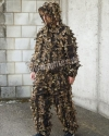 Ghillie-Suit Wild Trees 3D